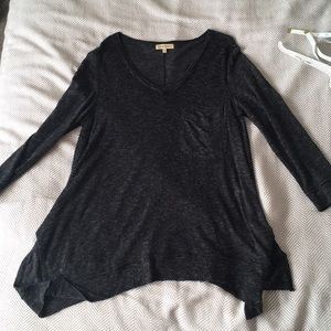 Democracy from Nordstrom 3/4 sleeve top